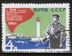 RU 1964 MI 2902 USED - Oblitérés