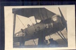 Leger - Vliegtuig - WO 1 ? - Fotokaart - 1915 - Militares