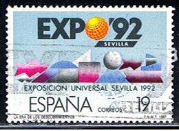 (4E 322) ESPAÑA  // YVERT 2493 // EDIFIL 2875 // EXPO UNIVERSAL DE SEVILLA // 1987 - 1931-Aujourd'hui: II. République - ....Juan Carlos I