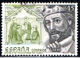 (4E 320) ESPAÑA  // YVERT 2490 // EDIFIL 2872 //  1986 - 1931-Aujourd'hui: II. République - ....Juan Carlos I