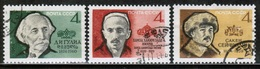 CEPT 1964 MI 2909-11 USED - Oblitérés