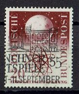 BRD 1955 // Mi. 214 O - [7] République Fédérale
