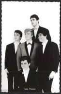 Les Pirates ± 1962 - Chanteurs & Musiciens