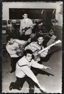Les Chats Sauvages 1962 - Chanteurs & Musiciens