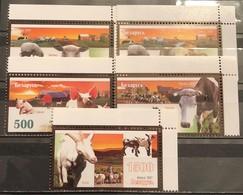 Belarus, 2007, Mi: 694/98 (MNH) - Ferme