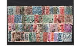 Old Italy, Used Unsorted. (54c) - Timbres