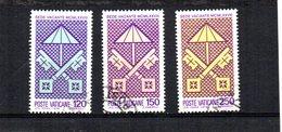 VATICANO 1978 SASSONE S166 USATO - Vatican