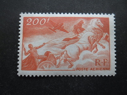 FRANCE Poste Aérienne N°19 Neuf ** - Poste Aérienne