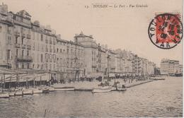CPA Toulon - Le Port - Vue Générale - Toulon
