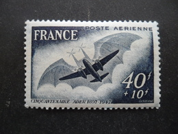 FRANCE Poste Aérienne N°23 Neuf ** - 1927-1959 Nuovi