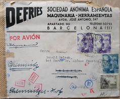 Spain Germany 1942 - Spain