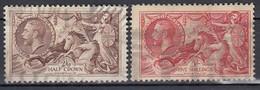 GB 1934 - MiNr: 186 - 187   Used - 1902-1951 (Könige)