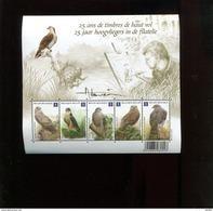 Belgie Buzin Vogels Birds Oiseaux BL182 MNH - 1985-.. Oiseaux (Buzin)