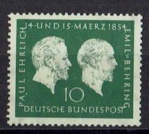 BRD 1954 // Mi. 197 * - Neufs