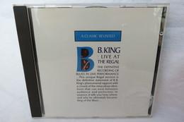 "CD ""B.B. King"" Live At The Regal - Blues"