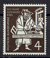 BRD 1954 // Mi. 198 ** - Neufs