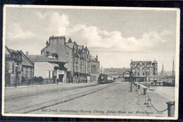 Great Britain - Schotland - Campbeltown Argyllshive  - Hall Street Library - Machrihanish Train - Trein Zug - 1915 - Schottland