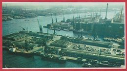 Installations Du Port De Rotterdam. Pays Bas. Encyclopédie De 1970. - Vieux Papiers