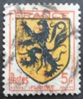 FRANCE N°602 Oblitéré - France