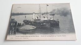 *CALLOO Vue De L'embarcadère Au Fort Ste Marie - Beveren-Waas