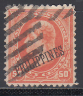 1899-1901 Yvert Nº 185 - Filipinas