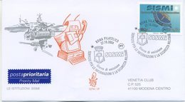 ITALIA - FDC  VENETIA  2004 - SISMI - ANNULLO SPECIALE - 1946-.. République