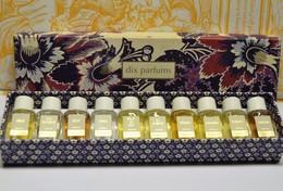 COFFRET MINIATURES FRAGONARD - Miniatures De Parfum