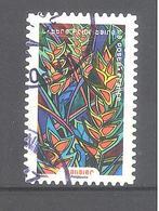 France Autoadhésif Oblitéré N°1301 (Fleurs à Foison) (cachet Rond) - France