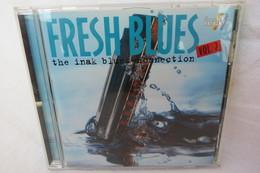 "CD ""The Inak Blues Connection"" Fresh Blues, Vol. 2 - Blues"