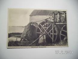 Rønshoved Munkemølle. (26 - 8 - 1936) - Denmark