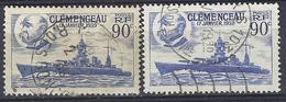 No  425  0b  Teinte - Used Stamps