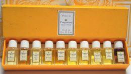 Coffret Parfum Miniatures Fragonard 10 X 2ml - Miniatures De Parfum