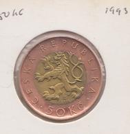 @Y@   Tsjechië  50   Kc  1993     (4919) - Tsjechië