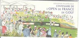 Bloc Neuf ** Sous Blister - Open De Golf - Prix Départ 1.50€ Sans Réserves, Visitez Mes Autres Ventes YM - Sheetlets