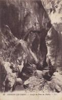 Thonon Les Bains, Gorges Du Pont Du Diable (pk56298) - Thonon-les-Bains