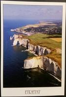 Ak Frankreich - Etretat - Luftaufnahme - Etretat