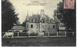 Château Du Cheix-sur-Morge, 1908 - France