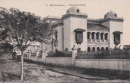 Cpa Algérie - Mostaganem - Villa Ben Kritly - Mostaganem