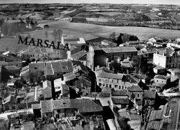 CPSM  Castelsagrat  Vue Générale - France
