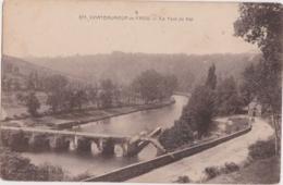 Cpa CHATEAUNEUF Du FAOU - Le Pont Du Roi - Châteauneuf-du-Faou
