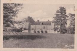 Cpa MOUZEIL - Château De Cap Choux - France