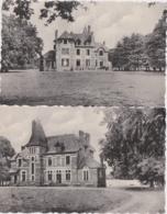 Lot De 2 Cpa RIAILLE - Château De La Provostière - France