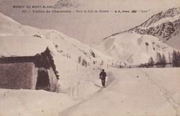 Massif Du Mont Blanc, Vallée De Chamonix (pk56302) - Chamonix-Mont-Blanc