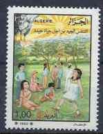 1990 ALGERIE 992** Maladies Respiratoires, Enfants - Algérie (1962-...)