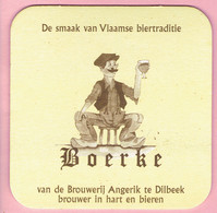 Bierviltje - Boerke - Brouwerij Angerik Dilbeek - Sous-bocks