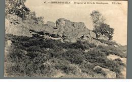 Cpa60 Ermenonville Bruyères Et Grès De Montlognon  Déstockage à Saisir - Ermenonville