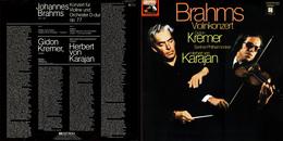 Superlimited Edition CD Gidon Kremer&H.Karajan. BRAHMS. VIOLINKONZERT. - Klassik