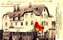 Hôtel Borgs, ELSENBORN-Übungsplatz - - Bütgenbach