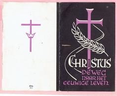 Bidprentje - Anna Maria BROECKX Echtg. Ferdinand ROES - Retie 1895 - Turnhout 1966 - Religion & Esotérisme