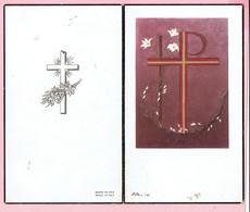 Bidprentje - Paulina GEUDENS Echtg. Frans VAN BAUWEL - Hulshout 1915 - Leuven 1959 - Religion & Esotérisme